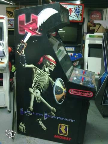 borne arcade killer instinct