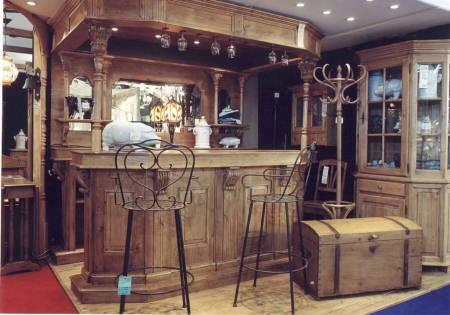 Objets decos - Construire un comptoir de bar ...